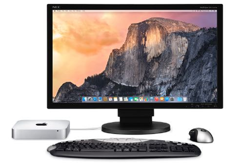 ecran compatible mac mini