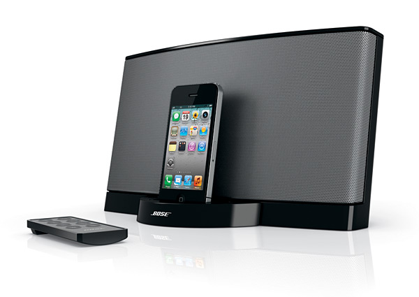 enceinte bose iphone