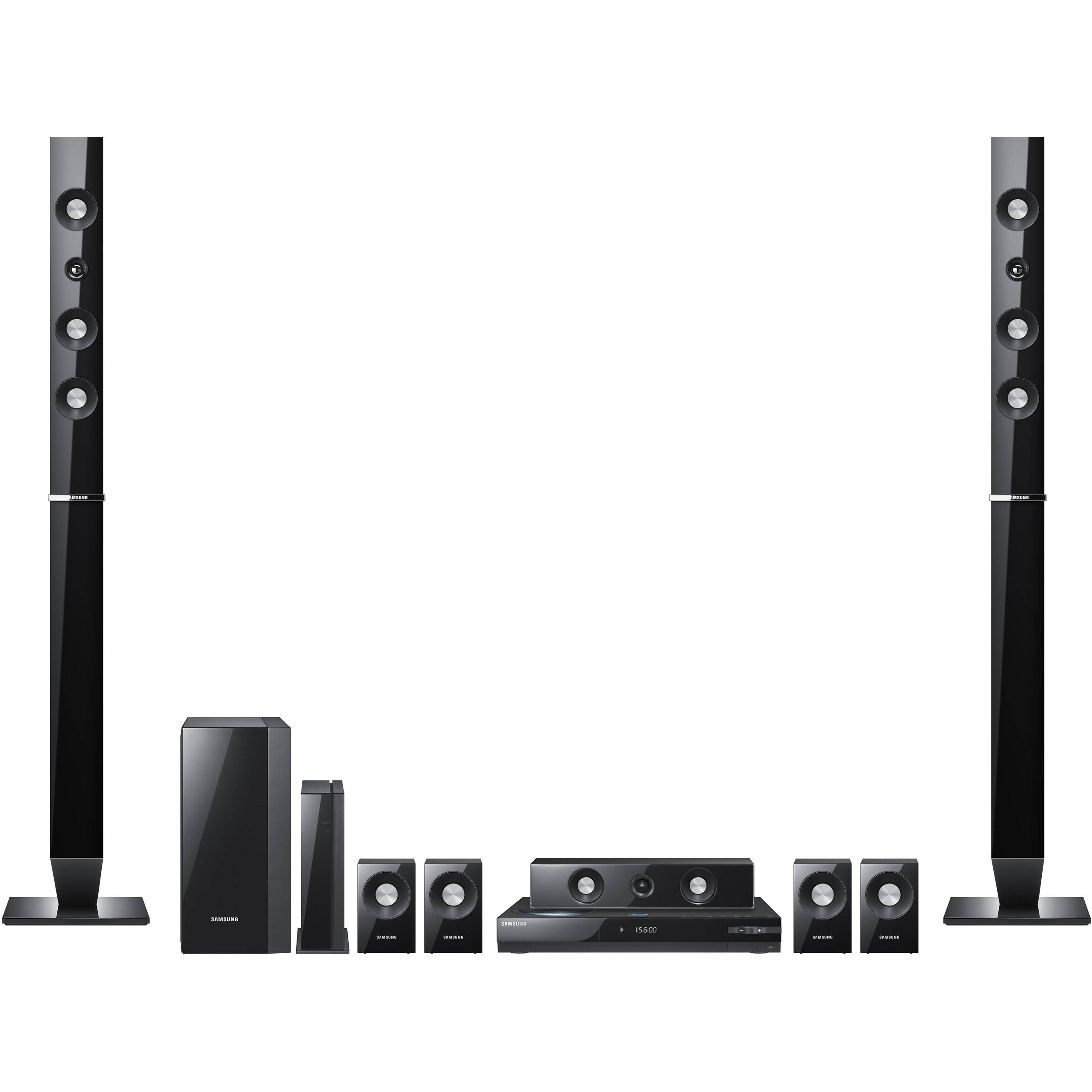 enceinte home cinema samsung
