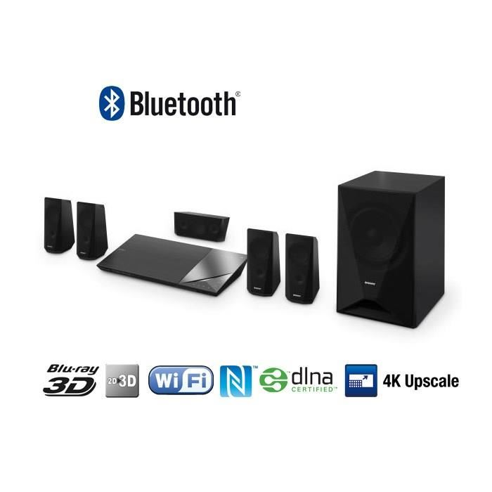 enceinte home cinema sans fil