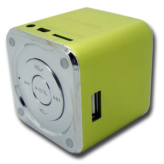 enceinte mp3 portable