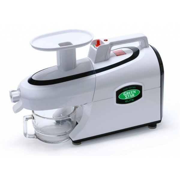 extracteur de jus green star elite gse 5000