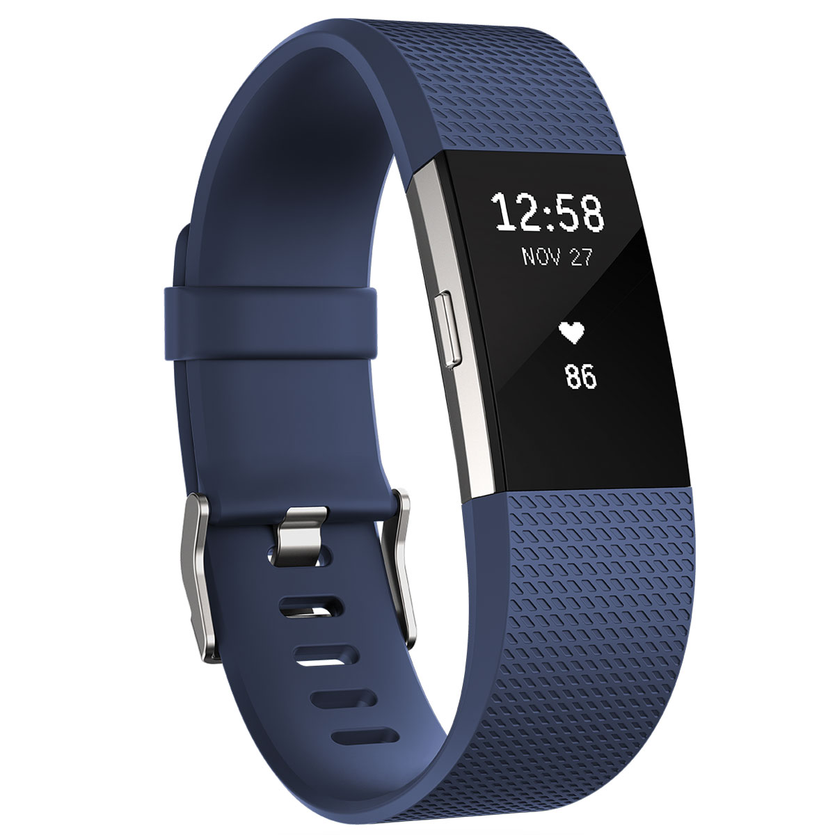 fitbit charge 2 bleu