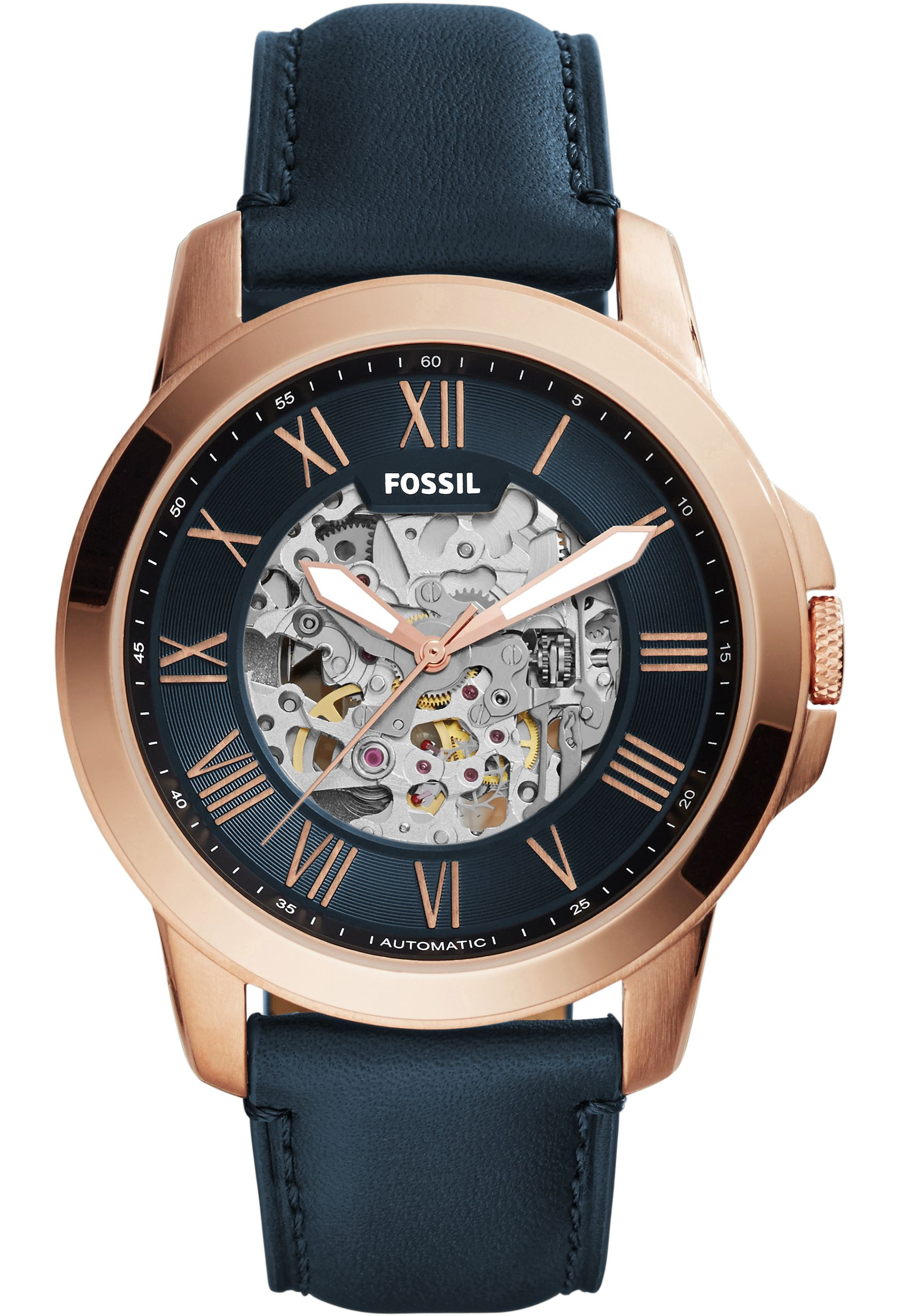 fossil automatique