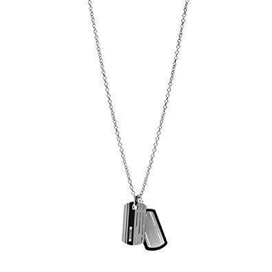 fossil collier homme