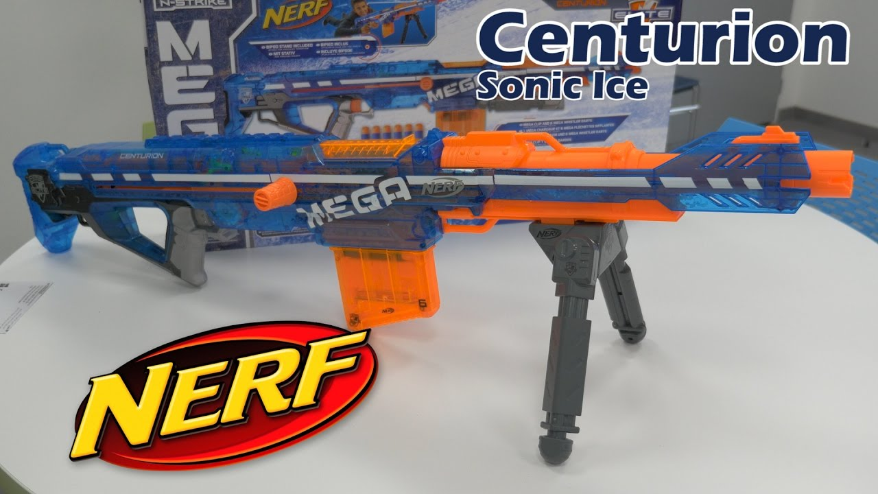 gamme nerf