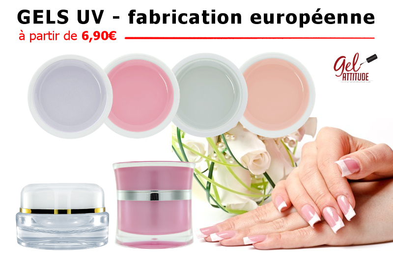 gel uv pour ongles