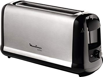 grille pain moulinex inox
