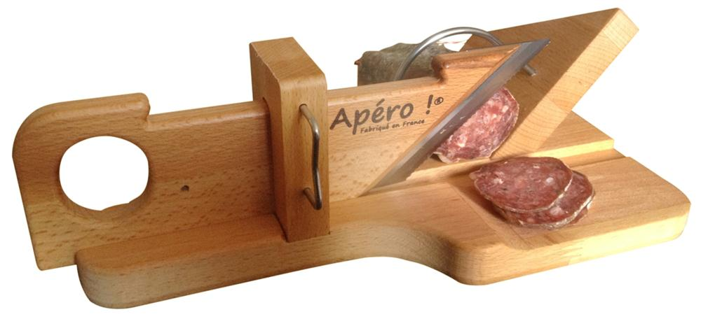 guillotine a saucissons