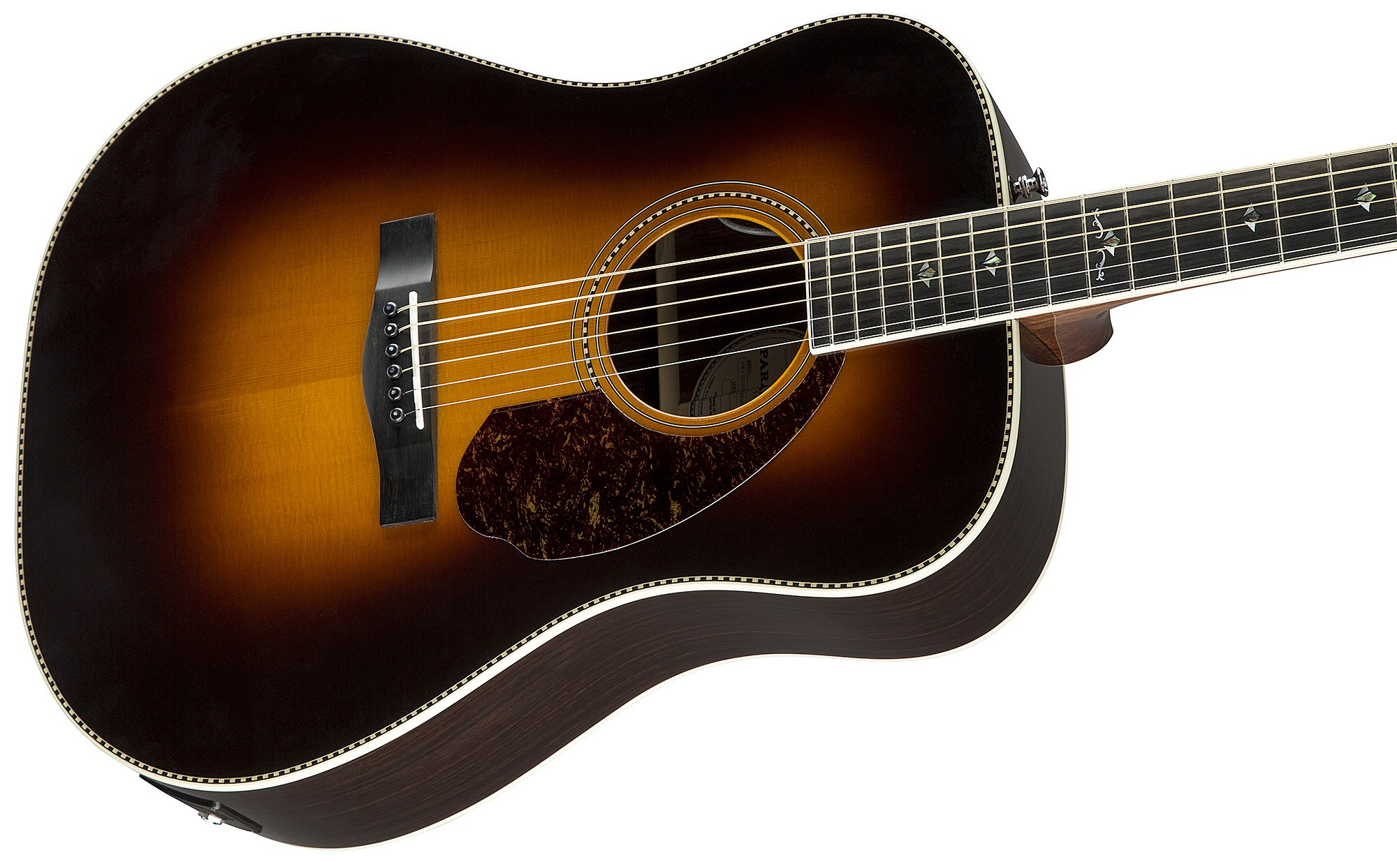 guitare electro acoustique dreadnought