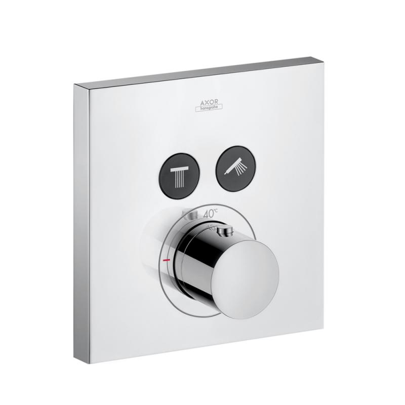 hansgrohe thermostat
