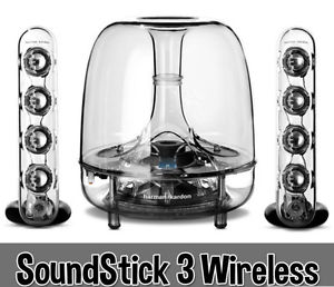 harman kardon soundsticks iii bluetooth