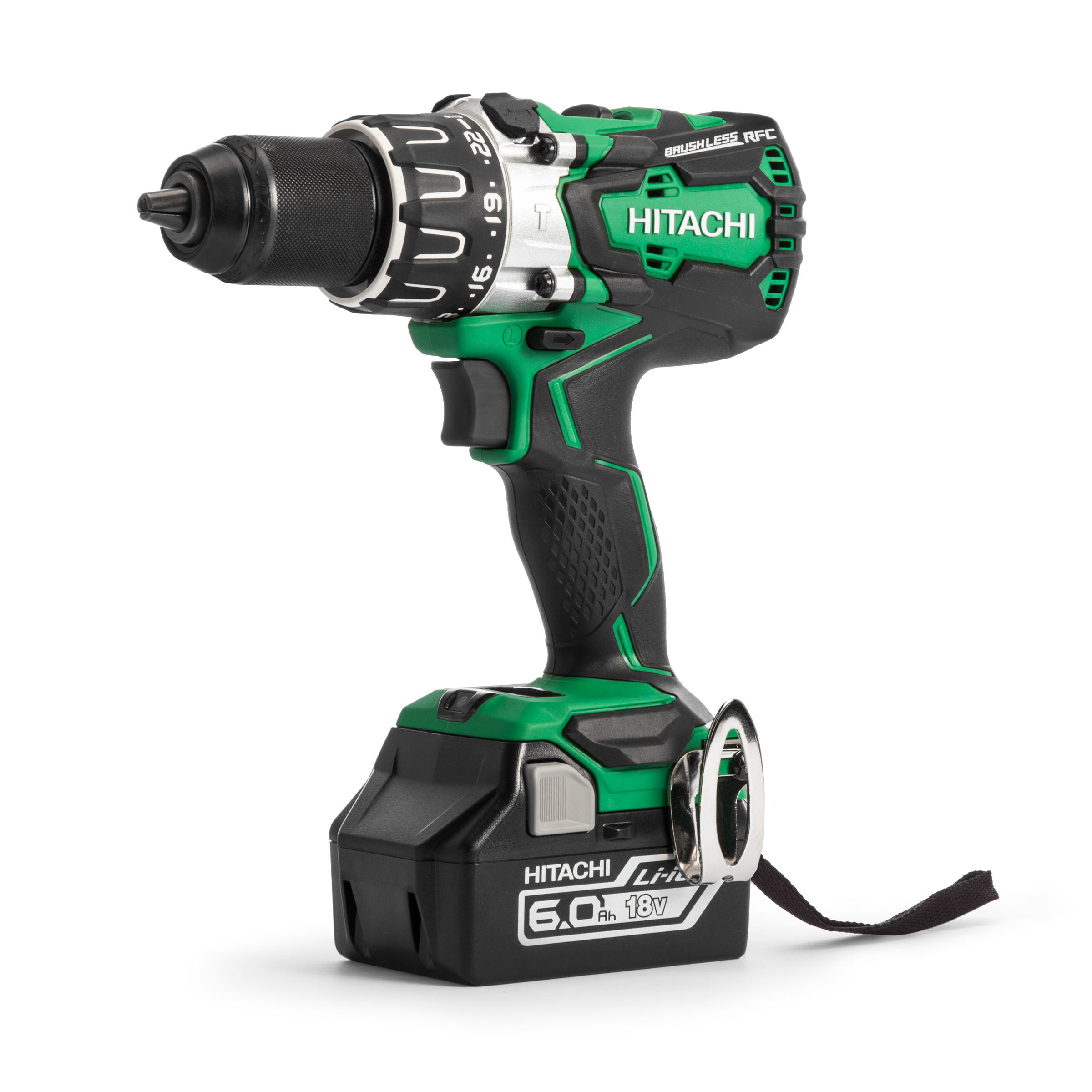 hitachi brushless 18v