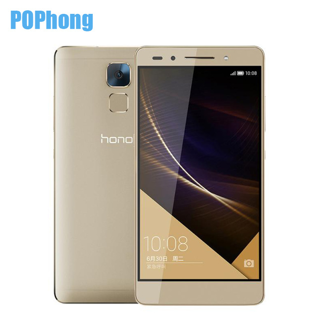 honor 7 en magasin