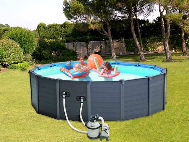 hors sol piscine intex