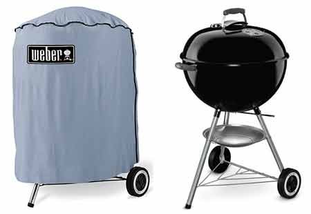 housse barbecue weber
