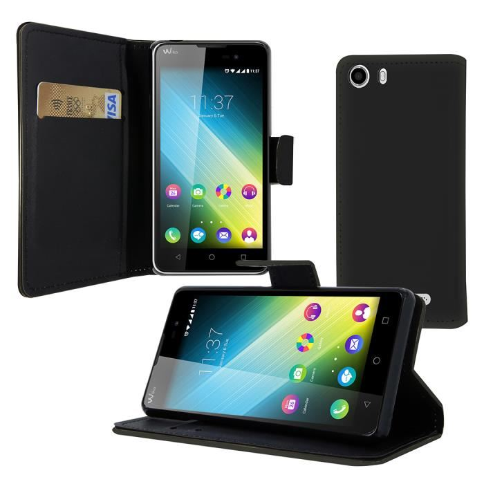 housse portable wiko lenny 2