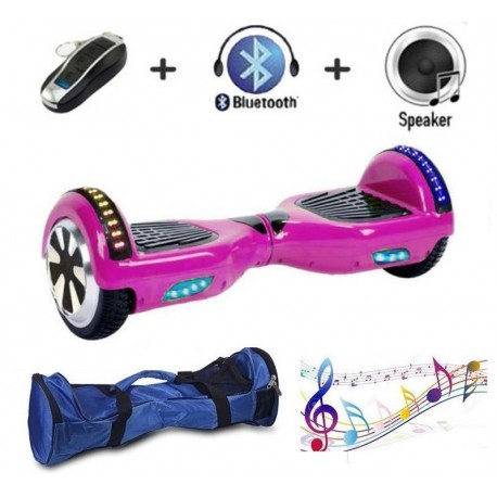 hoverboard rose bluetooth