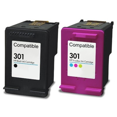 hp 301 compatible