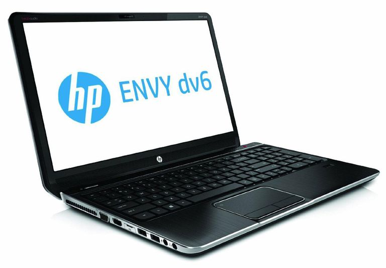 hp envy dv6 notebook pc