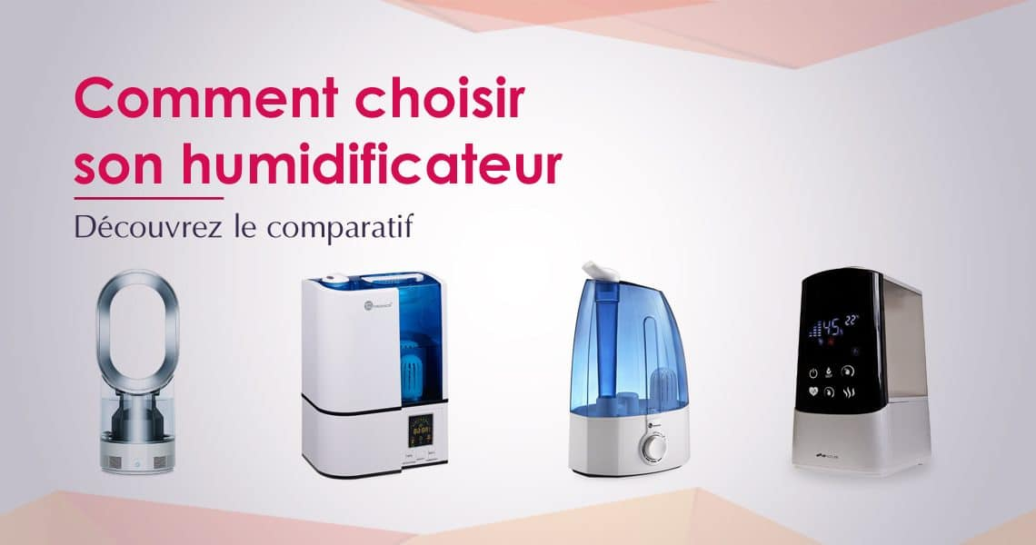 humidificateur air silencieux
