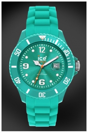 ice watch bleu turquoise