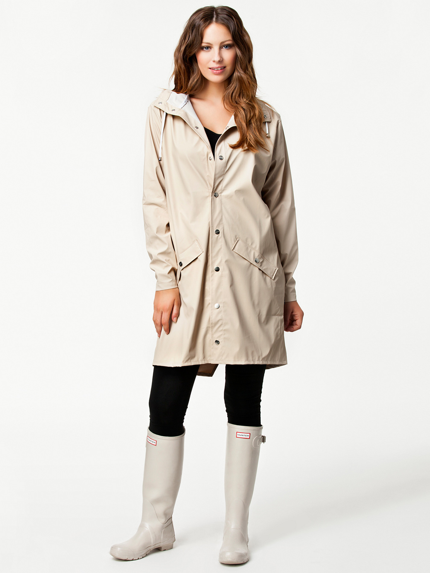 impermeable femme chic