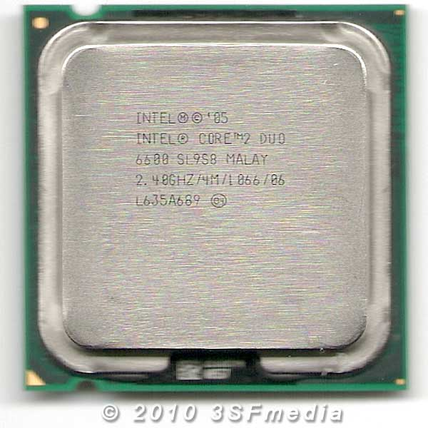 intel core 2 duo 2.4 ghz