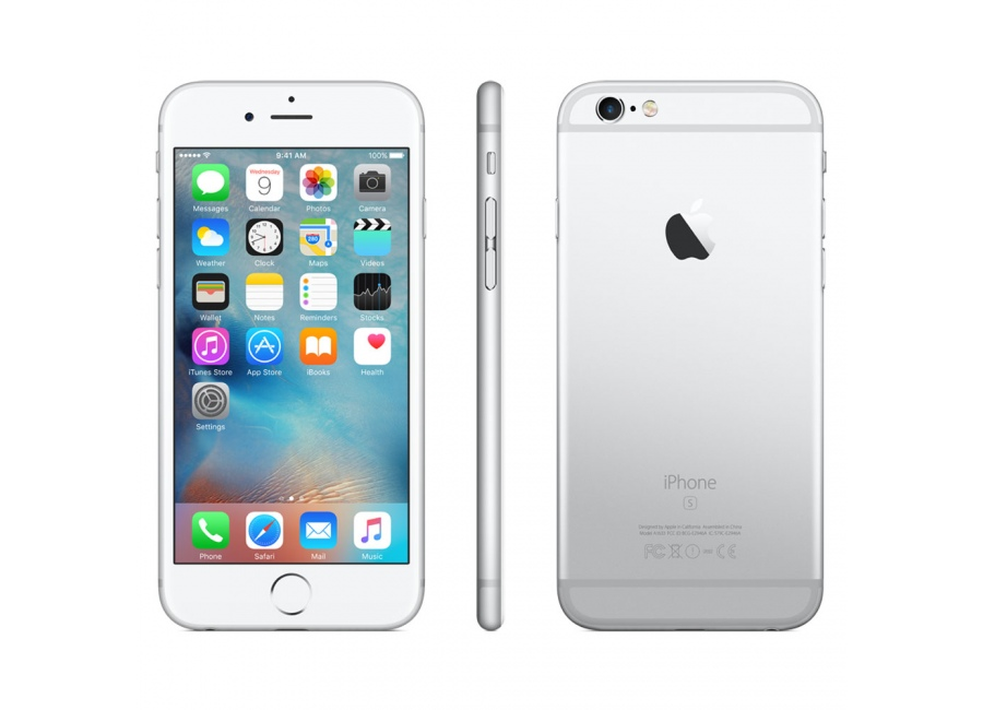iphone 6s argent 32go