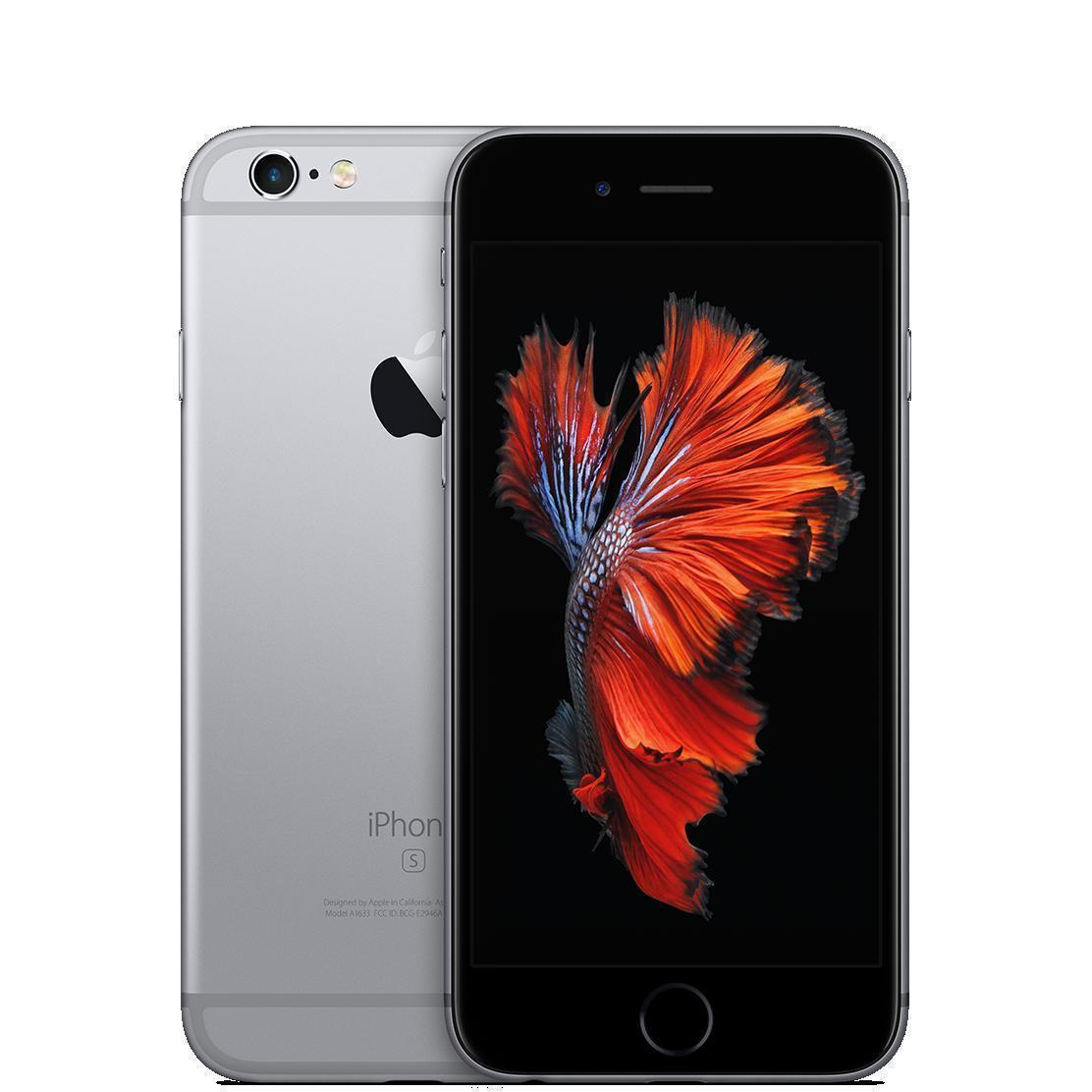 iphone 6s gris sidéral 64go