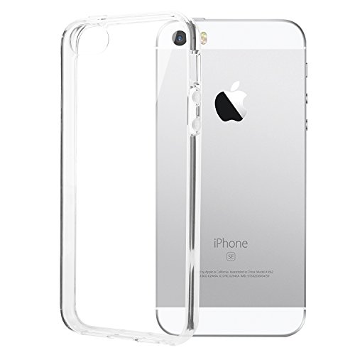 iphone se coque transparente