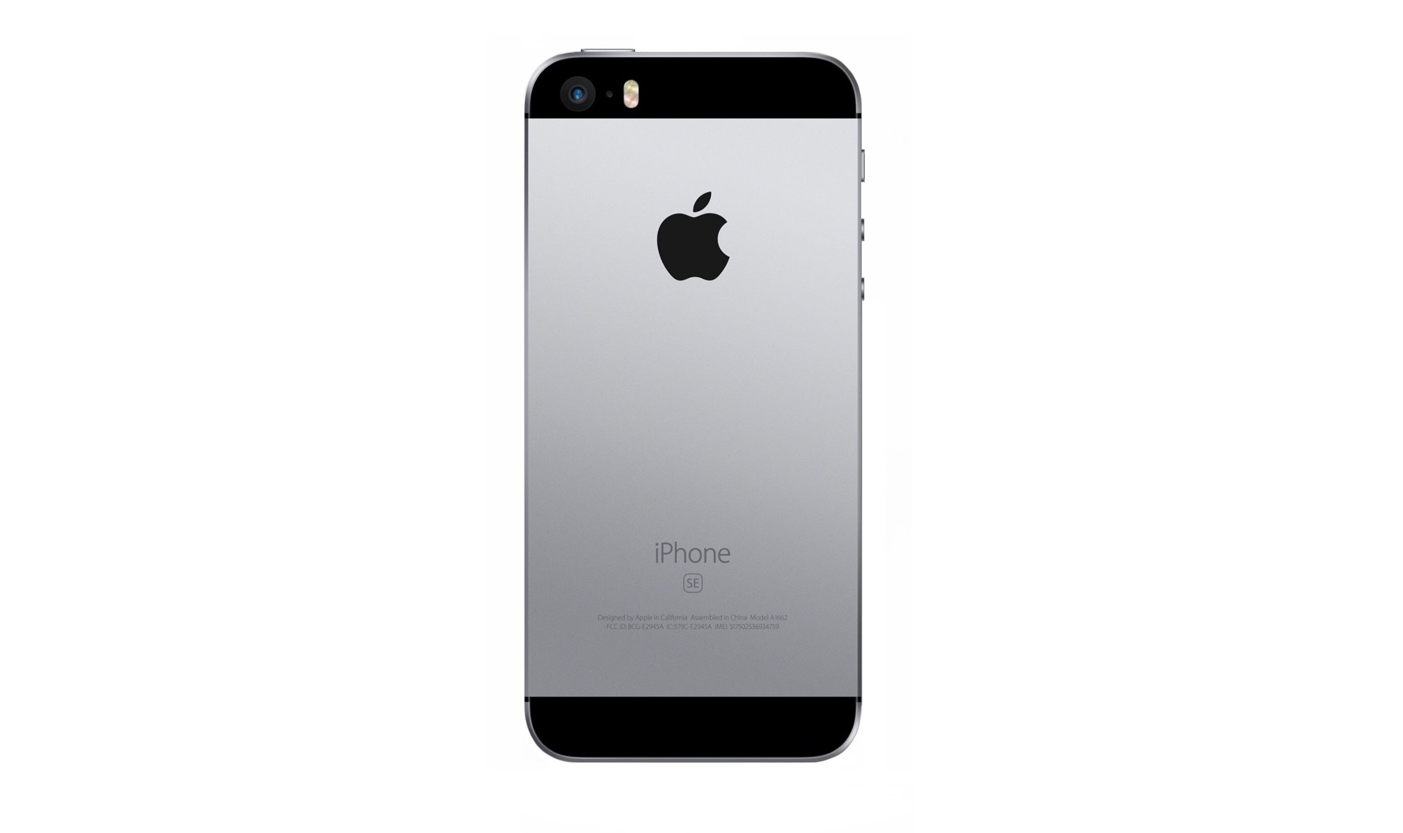 iphone se gris sideral