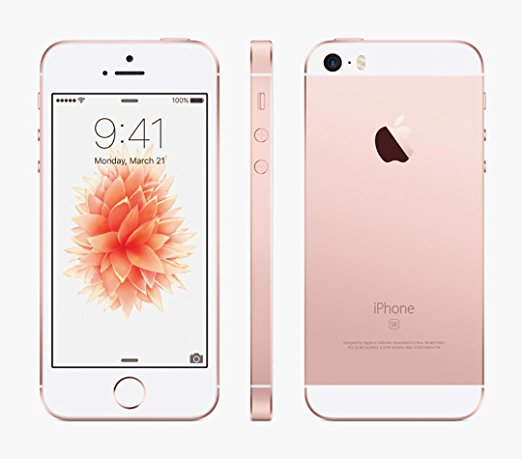 iphone se or rose