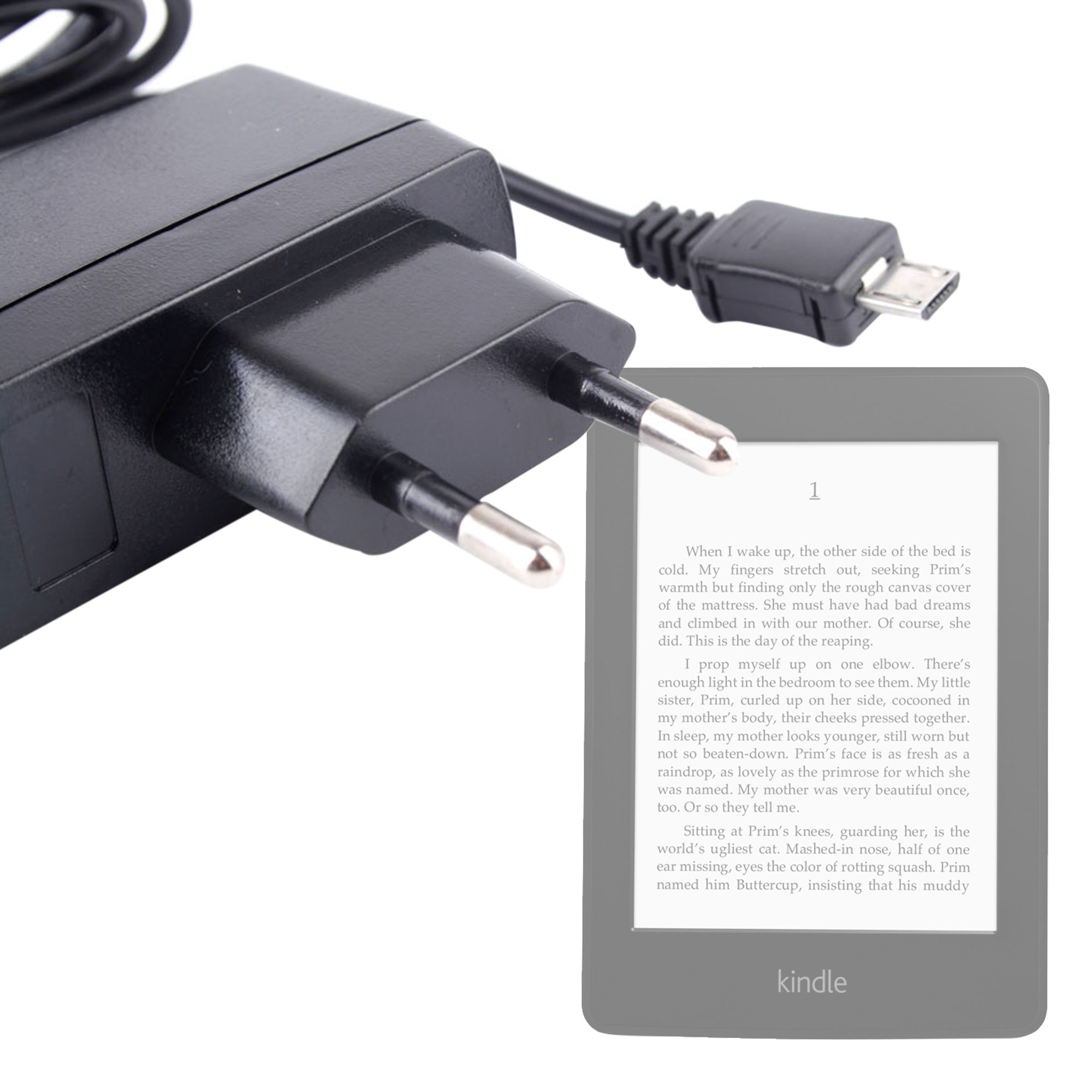 kindle chargeur
