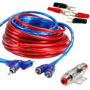 kit cable sono voiture