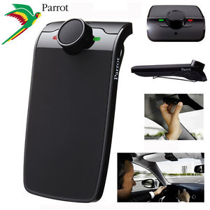 kit main libre bluetooth parrot