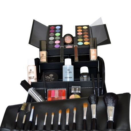 kit maquillage professionnel