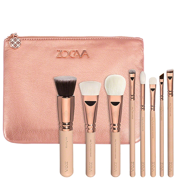 kit pinceaux maquillage zoeva