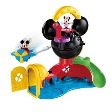 la maison de mickey fisher price