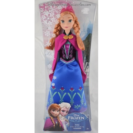 la reine des neiges barbie