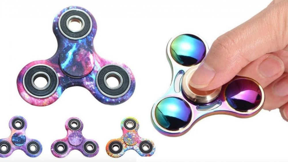 le hand spinner