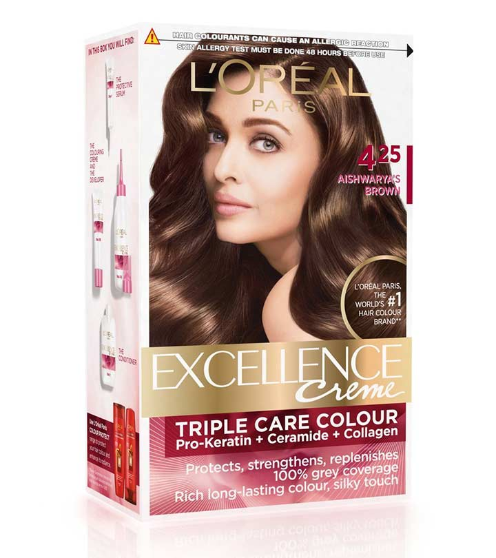 l'oréal coloration