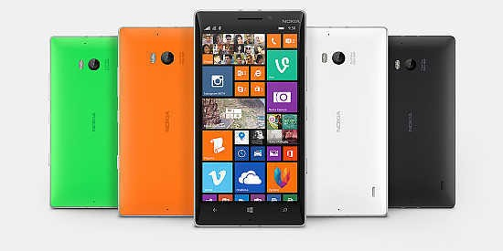 lumia telephone