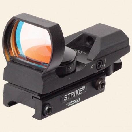 lunette point rouge airsoft