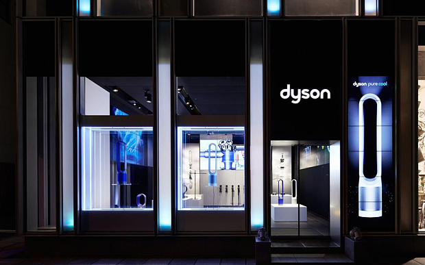 magasin dyson