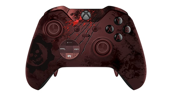 manette elite gears of war 4