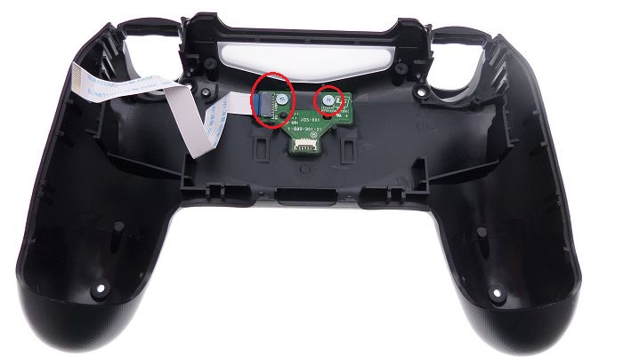 manette ps4 charge plus