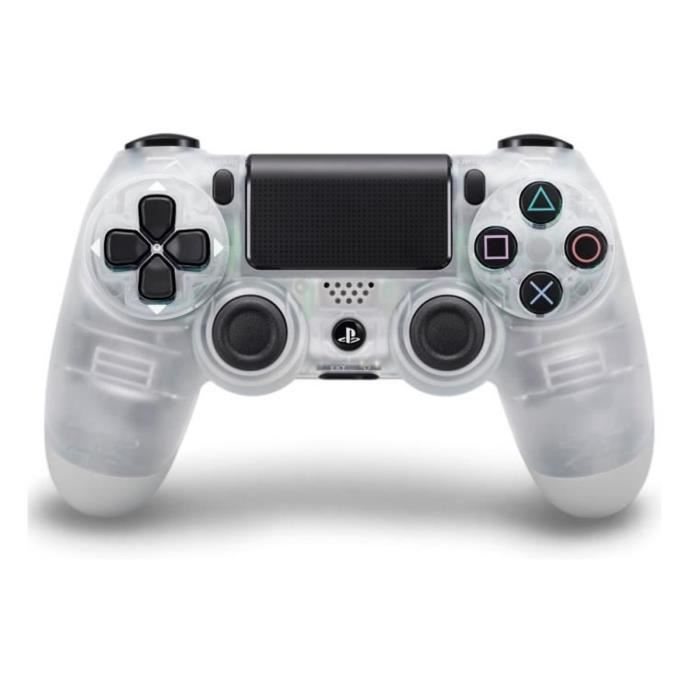 manette ps4 crystal v2