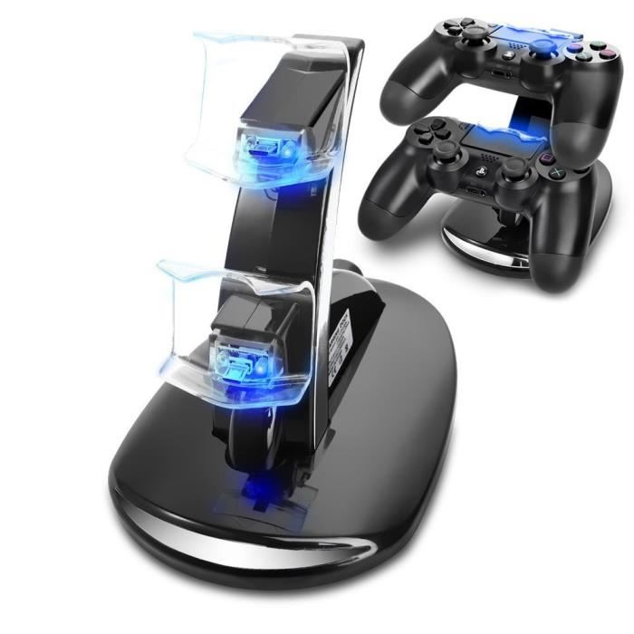 manette ps4 recharge