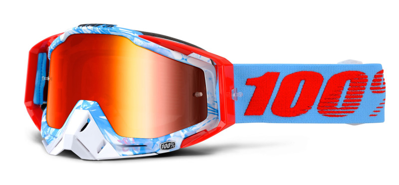 masque de moto cross 100
